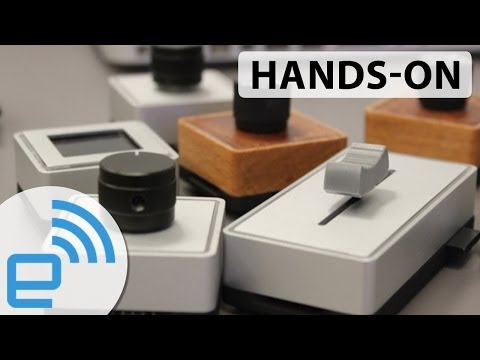 hands on - Hands-On with the Palette Modular Controller Read on Engadget: http://engt.co/18oH9nm Subscribe to Engadget now! http://bit.ly/YA7pDV Engadget provides the w...