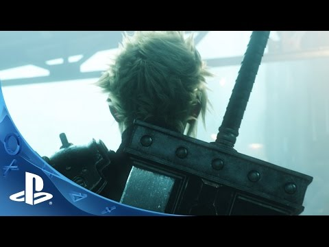 Final Fantasy VII E3 2015 Trailer