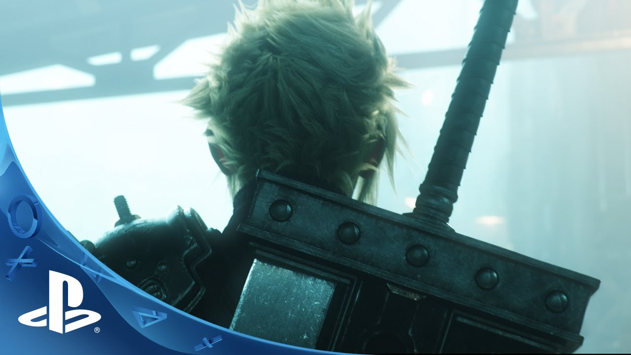 Final Fantasy VII – E3 2015 Trailer | PS4