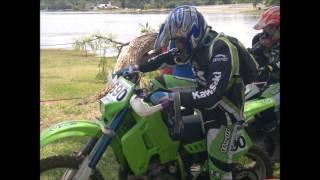 10. Kawasaki kdx 200 1993