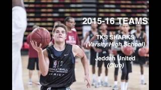 """This is the 2015-16 Highlights video of Sami Al Uariachi, a point guard currently attending The KAUST School in Thuwal, Saudi Arabia. During this season, Sami lead his club team Jeddah United to an undefeated season for the first time in the history of the club.Sami ended his season with an all star team selection during the NBA-FIBA Basketball Without Borders camp in Angola.Sami can be reached at """"samialuariachi@gmail.com""""."""