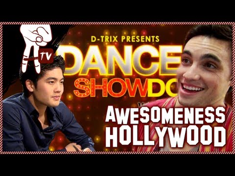 DanceOn - Alex was at the finale of DanceOn Network's Dance Showdown and got to talk to all of the finalists and judges Joey Fatone, Laurieann Gibson, and Ryan Higa! f...