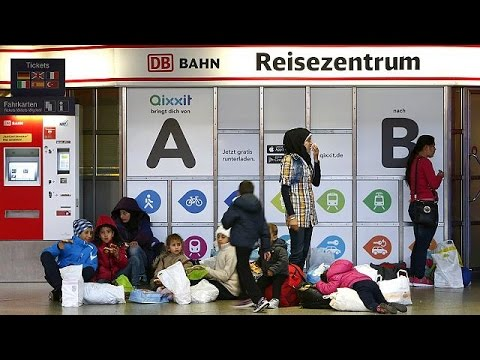 Νέες αφίξεις χιλιάδων μεταναστών και προσφύγων στο Μόναχο