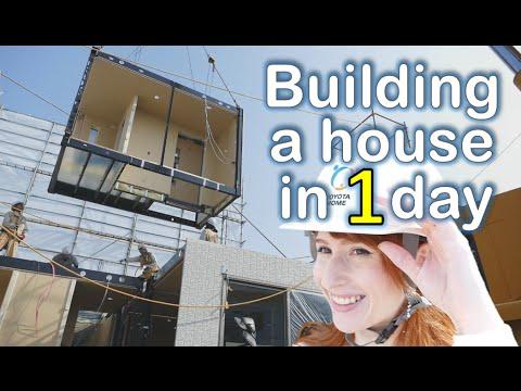 他去上學半天回家後卻突然發現「對面多了一棟新房子」,這短短6小時發生的事都叫他看傻了!