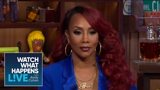 Vivica A. Fox Calls Out 50 Cent On Gay Comments | WWHL