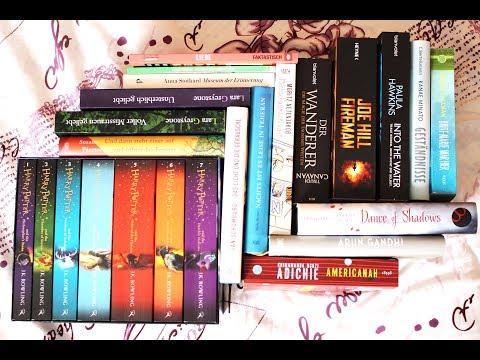 XXXL ! Bookhaul - Neuzugänge Juli | Das Bücherregal