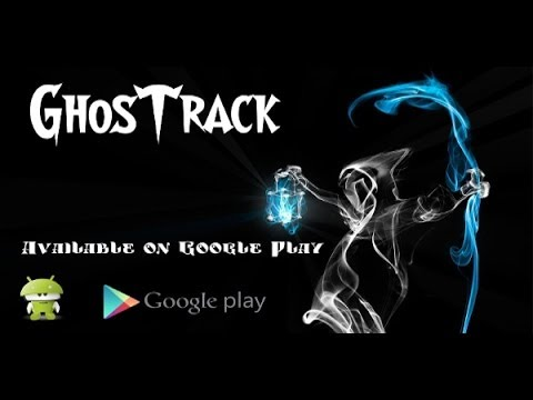 Video of GhosTrack