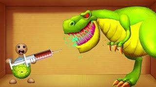 Video Buddy DIAMON vs DInosaurs T-Rex S Buddy BIO - Kick The Buddy Best Game MP3, 3GP, MP4, WEBM, AVI, FLV Juni 2019