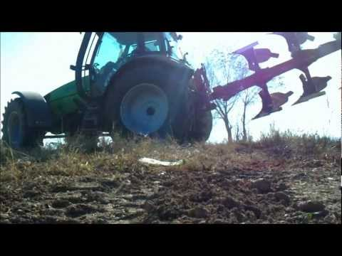 O zi la arat/Ploughing day