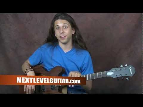 Learn Jazz lead guitar Par Martino Chick Corea inspired Dorian mode one chord vamp devices