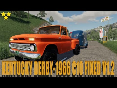 Kentucky Derby-1966 C10 FIXED v1.2