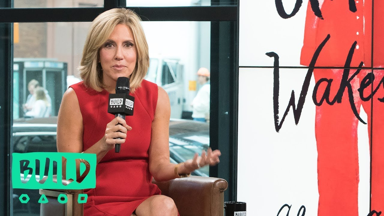 "Author Alisyn Camerota Discusses Her Book ""Amanda Wakes Up"""