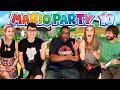 MARIO PARTY 10 GAMEPLAY (Feat. BlackNerd, ChrissaSparkles, Ogeeku, MrCheezyPop)
