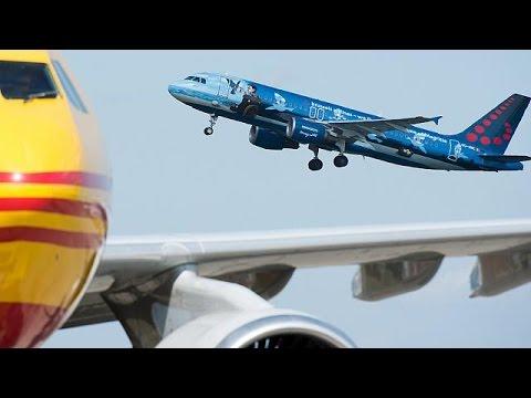 Βρυξέλλες: Με τρεις ευρωπαϊκές πτήσεις επαναλειτουργεί το αεροδρόμιο