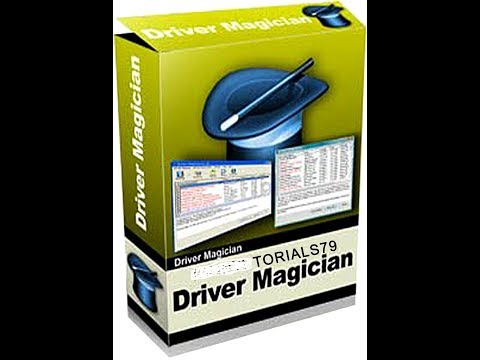 How to Backup Drivers under Windows (Driver Magician)