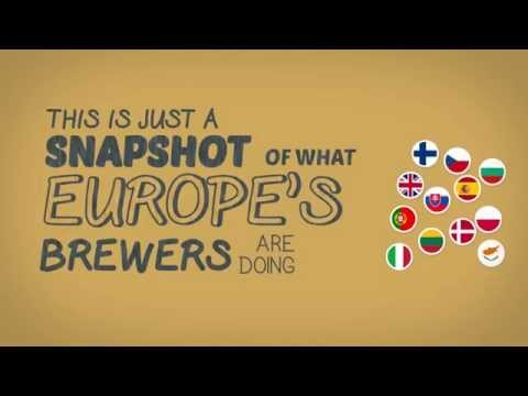 The Brewers of Europe in two minutes