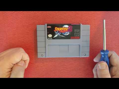 How to Make Star Fox 2 Repro for SNES