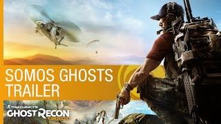 NUEVO TRÁILER DE TOM CLANCY'S GHOST RECON WILDLANDS.