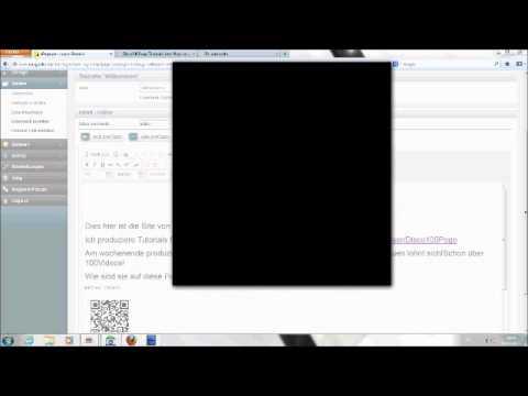 Eigene Homepage erstellen mit npage Realoded Video