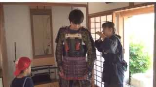 Download Lagu Amazing Japan #009 How to wear SAMURAI Armor - Yoroi - 甲冑の着方 Mp3
