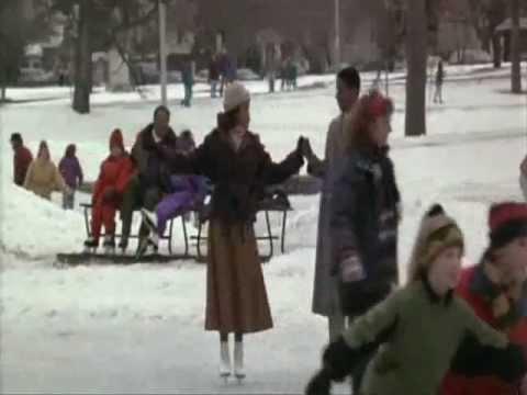 The Preacher's Wife (Ice Skating Scene) Whitney Houston