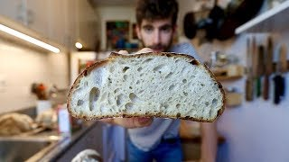 This is How You Learn Sourdough Bread Making on the Internet by Brothers Green Eats
