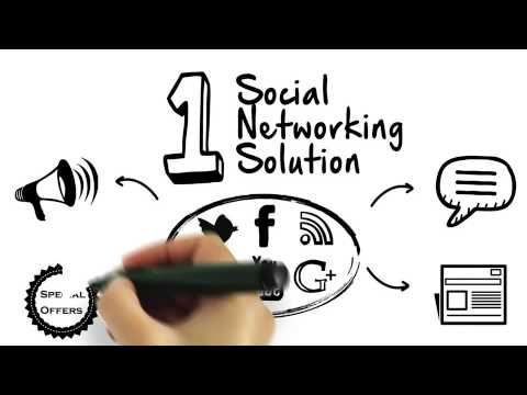 1 Social Networking Solution