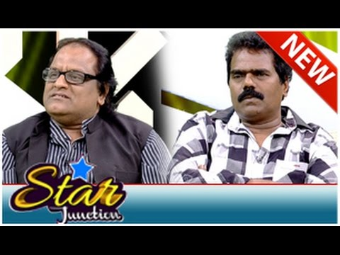Director Thangar Bachan & Music Director Bharathwaj in Star Junction(19/10/2014)