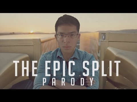 Volvo Van Damme The Epic Split Parody – Face Replacement
