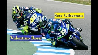 Video Valentino Rossi vs Sete Gibernau MotoGP Brno 2005 MP3, 3GP, MP4, WEBM, AVI, FLV Desember 2018