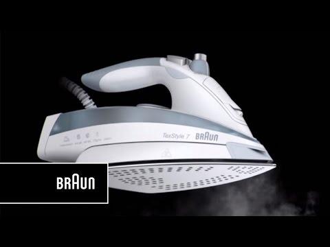 Steam Irons | TexStyle 7 Series | BRAUN