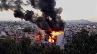 Jizan Saudi Arabia  city photo : Saudi Arabia: Fire in a Jizan hospital, 25 killed, 100 injured