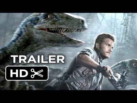 jurassic world (2015) - official trailer