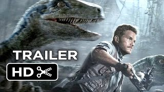 Nonton Jurassic World Official Trailer  2  2015    Chris Pratt  Jake Johnson Movie Hd Film Subtitle Indonesia Streaming Movie Download