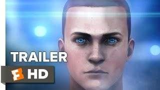 Halo: The Fall of Reach Official Trailer 1 (2015) - Animated Movie HD