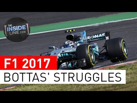 F1 NEWS 2017 - VALTTERI BOTTAS: ENDING HIS STRUGGLES [THE INSIDE LINE TV SHOW]