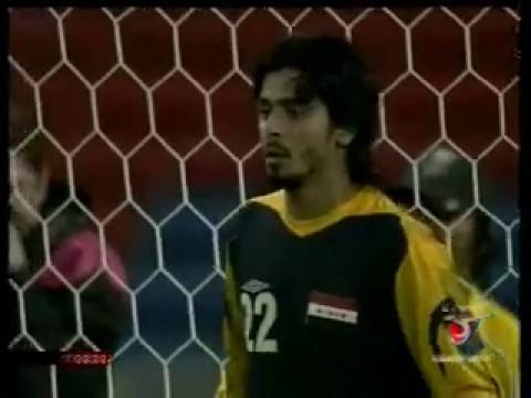 Copa de Asia 2007, Corea del Sur vs Iraq (4 - 3), penaltis
