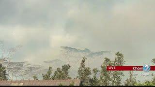 Lava reaches surface of Leilani Estates, evacuations underway in light of Kilauea eruption