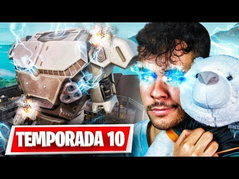 *TEMPORADA 10* EL GRAN EVENTO DE FORTNITE - TheGrefg