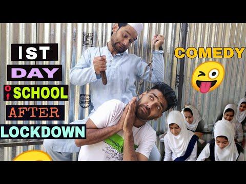 School After Lockdown|| Ist Day of  School || KCK