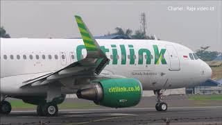 Video Dapat Lambaian Tangan dari Pilot Pesawat Citilink Saat Take Off Penerbangan Bandung - Medan MP3, 3GP, MP4, WEBM, AVI, FLV Januari 2019