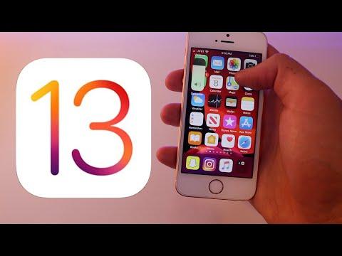 iOS 13 oN iPhone SE: Dauntless Dark Mode!
