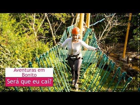 Turismo de aventura em Bonito-Pe