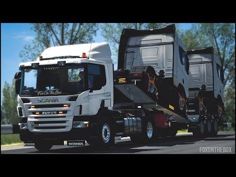 Ownership Truck Transport Trailer v2.0