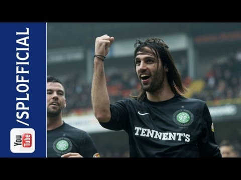 Celtic - A blistering first-half performance from Celtic saw them blow away Dundee United at Tannadice on the last day of the SPL season. Kris Commons opened the scoring, Georgios Samaras doubled the...