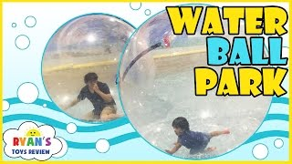 Indoor Playground Trampoline Park Family Fun Play Center for Kids Hamster Ball Bumper Cars Kids Ride
