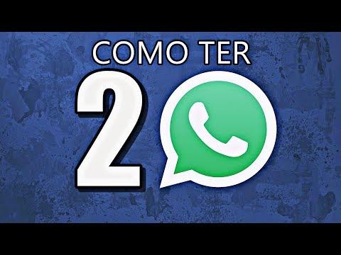 Baixar whatsapp - Como ter 2 WhatsApp no mesmo celular Funcionando (2018)