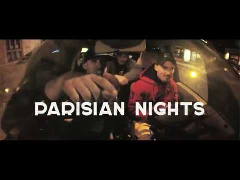 "Download M-DOT - ""PARISIAN NIGHTS"" (PROD. BY DJ BRANS, CUTS BY DJ DJAZ) MP3"