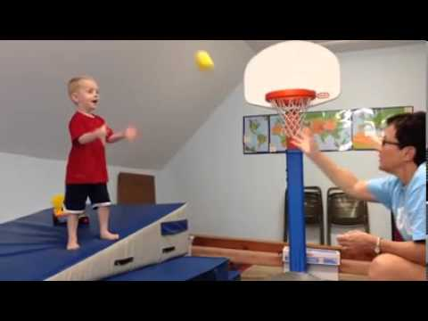 I'm Gonna Dunk It! Or Not – Funny Kid