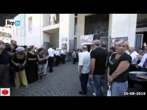 funerali di vittorio casamonica padrino rom